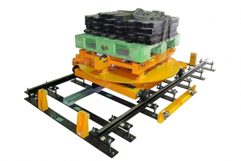 chain type turntable