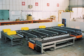 conveyor for warehouse