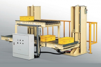 material box conveyor equipment