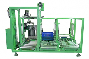 material box automatic stacker