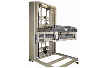 roller conveyor with lifter