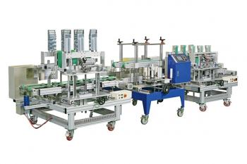 Box conveyor system