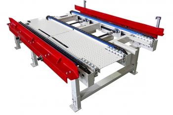 triple row chain conveyor