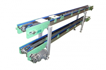 Double plus chain conveyor
