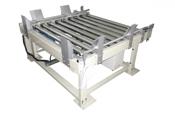 Roller Conveyor with stopper