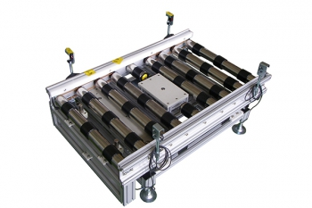 Small type roller conveyor