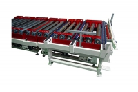 triple line transfer conveyor