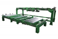 multi-row roller conveyor
