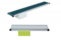 Standard light duty belt conveyors