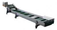 Goose belt conveyor