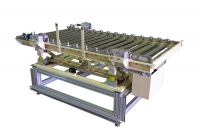 Roller conveyor + Mobile Module
