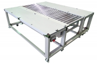 roller conveyor application
