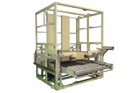 Pallet collection machine