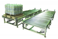 Customized roller conveyor