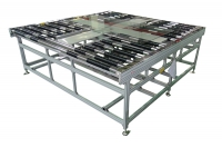 roller conveyor for LCD panel
