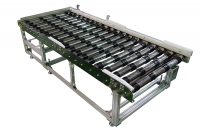 Roller conveyor + transfer mechanism