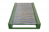 Mini type roller conveyor