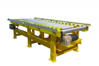 retractable roller conveyor