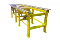 roller conveyor and lift
