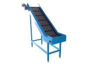 inclined type slat conveyor