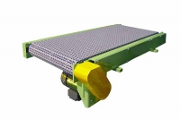 Chain mat conveyor