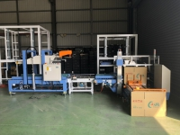 Carton opening sealing machine