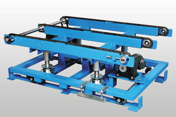 Chain We Triple Strands Chain Conveyors, Conveyor System Series
